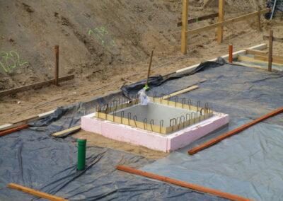 Neubau Wasserbewegungsbecken